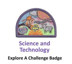Guide Science and Technology Badge