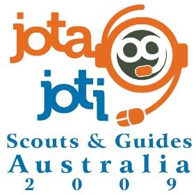 JOTA 2009 Badge