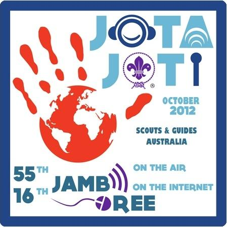 JOTA 2012 Badge
